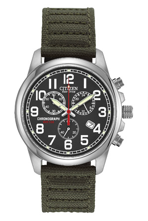 Citizen Citizen Eco-Drive  Men's Strap AT0200-05E Men's Straps