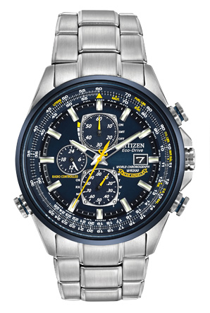 Blue Angels World Chronograph A-T | AT8020-54L
