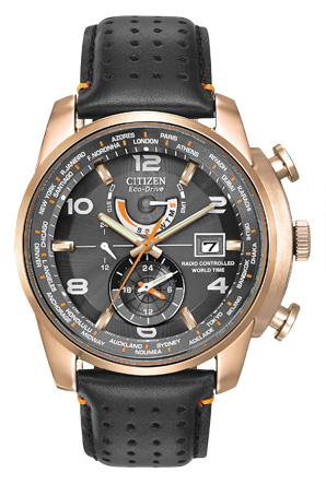 World Time A-T | AT9013-03H