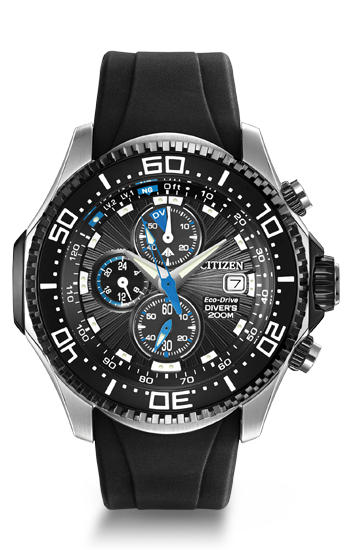 PROMASTER DEPTH METER CHRONOGRAPH | BJ2115-07E