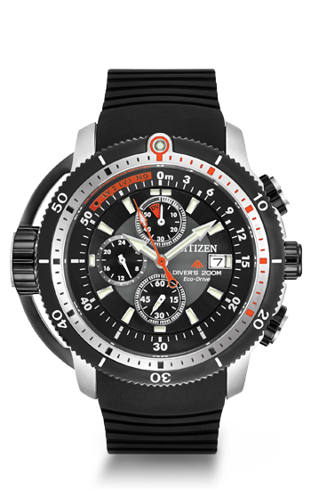 Promaster Depth Meter Chrono | BJ2128-05E